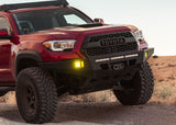 "2016+ Tacoma ""Stealth"" Front Bumper"