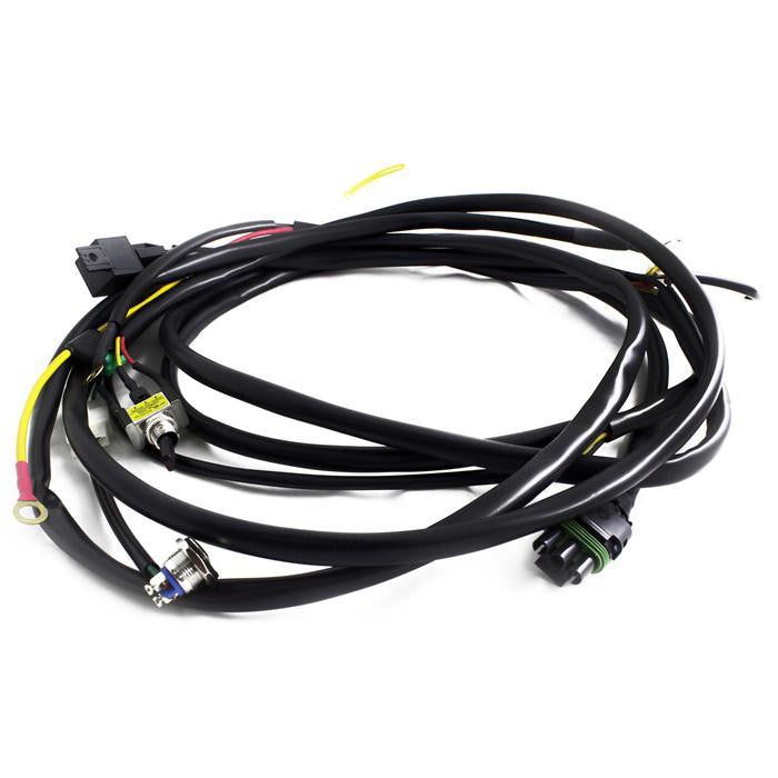 Baja Designs S8/IR Wire Harness w/Mode-2 Bar max 325 watts ... on wire rope fabrication, exhaust fabrication, wire cage fabrication, steering column fabrication, frame fabrication, throttle body fabrication,