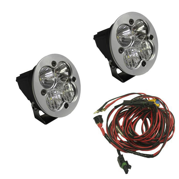 Baja Designs Squadron-R Sport LED Light - Pair