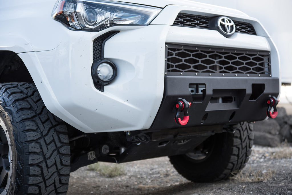 2014 4runner Stingray Lo Pro Winch Bumper Relentless