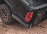 2015- 2020 Chevy Colorado/ 2017- 2020 Chevy ZR2 High Clearance Rear Bumper
