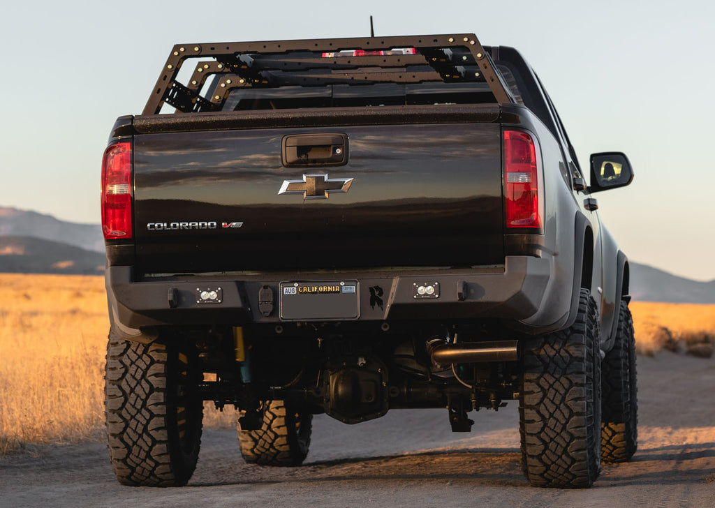 2015- 2020 Chevy Colorado/ 2017- 2020 Chevy ZR2 Rear ...