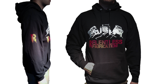 Relentless Fabrication Unisex Hoodies
