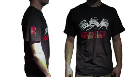 Men's Relentless Fabrication T-Shirts