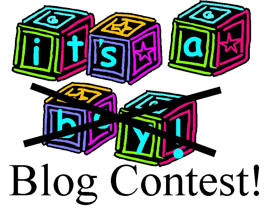 It's a Blog Contest!