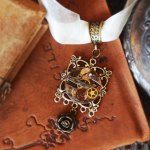 Birthday Bash: 4pm-Gilded Gears Jewelry