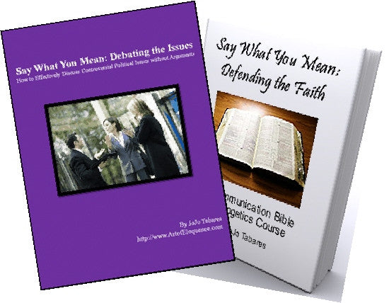 Faith and Politics Value Pack