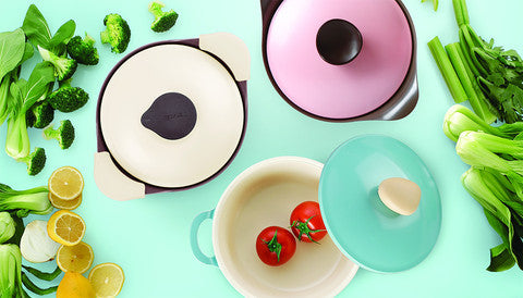 What is the Future of Cookware? Color!