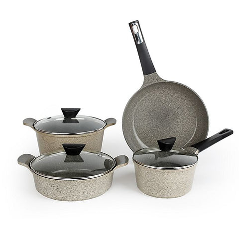 Venn 7pc Cookware Set in Marble