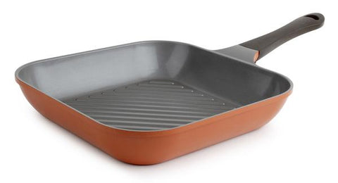 "Eela 11"" Square Grill Pan"