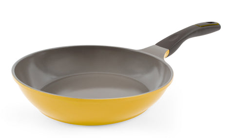 Perfectoss Frypan in Corn Yellow