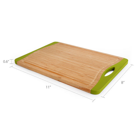 "Flutto 11"" Bamboo Cutting Board"