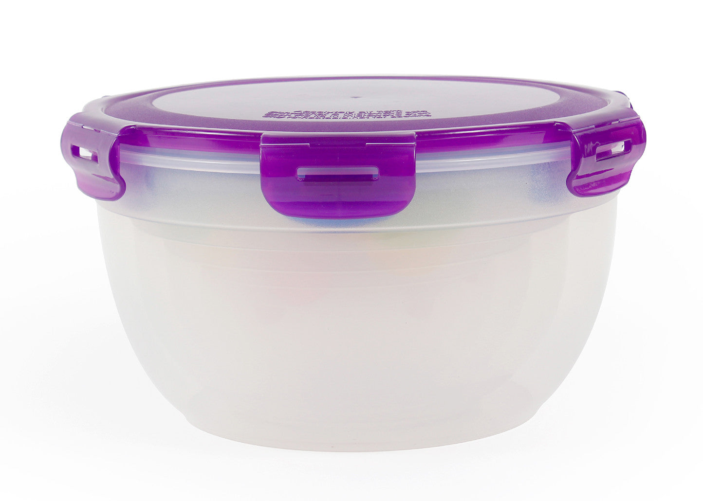 Neoflam Food Storage Plastic Bowls With Lids, 12 Piece Set   Kitchen  Foundations, Nestable, Stackable, BPA Free, Snap Lock, Airtight, Rainbow,  Mixing, Food ...