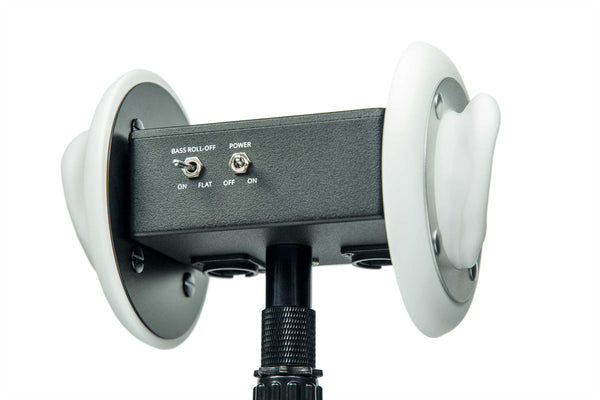 Free Space XLR Binaural Microphone