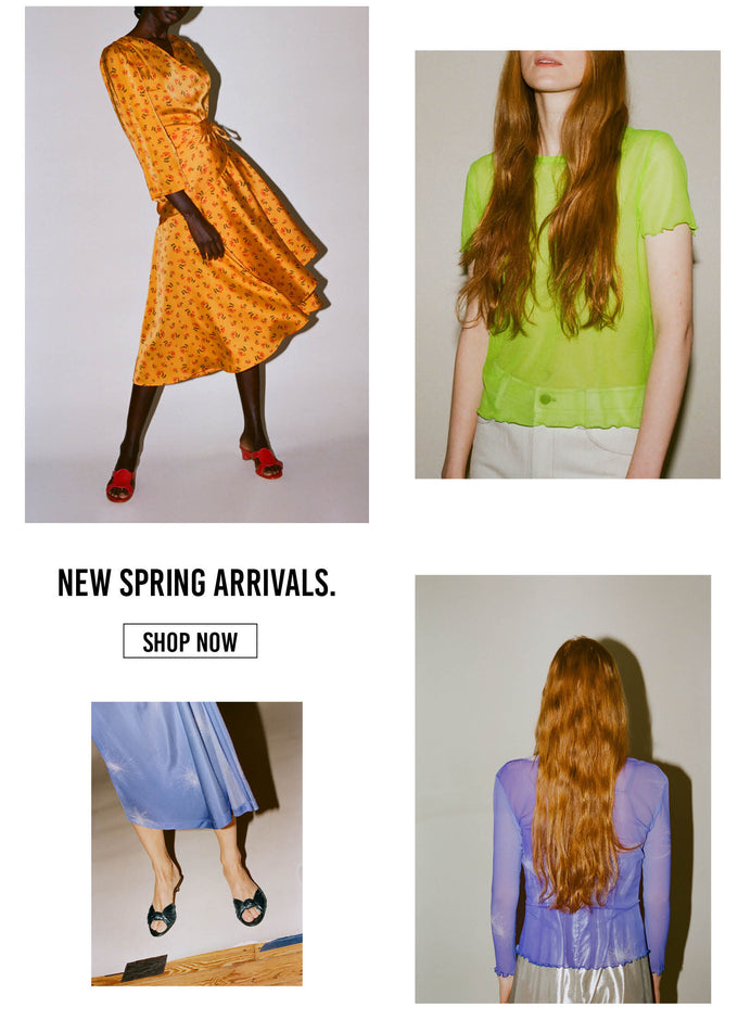 Spring New Arrivals from PriscaVERA, Redejber, & No.6 | Contemporary Women's Clothing | No.6 Store