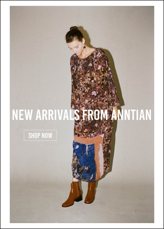 Anntian AW18 | Contemporary Women's Clothing | No.6 Store