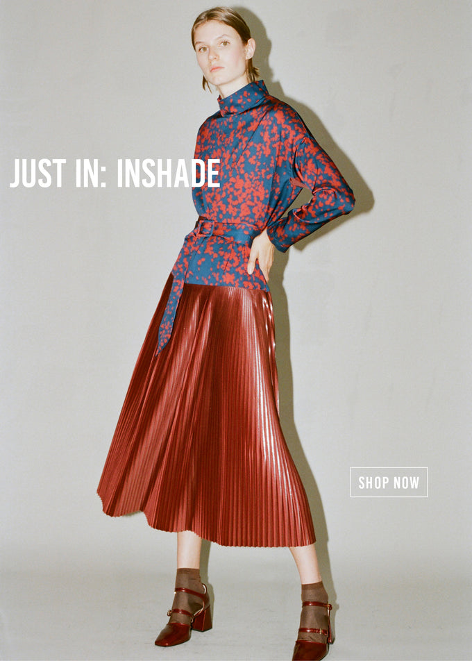 INSHADE AW18 | Contemporary Women's Clothing | No.6 Store