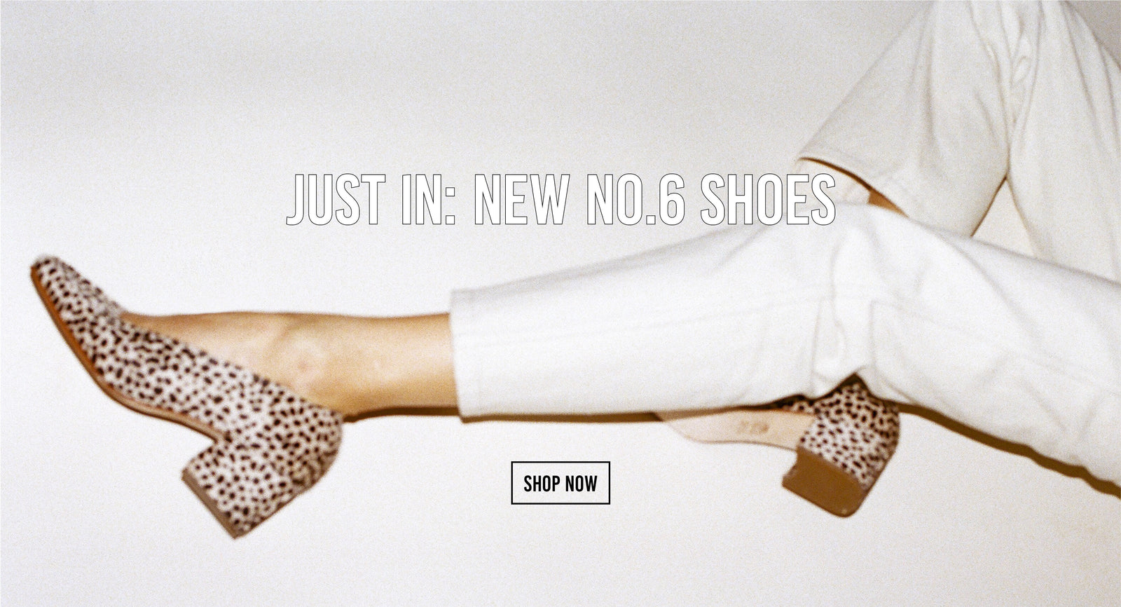 New No.6 Shoes | Pony Hair Heels | Metallic Pumps | Contemporary Women's Shoes | No.6 Store