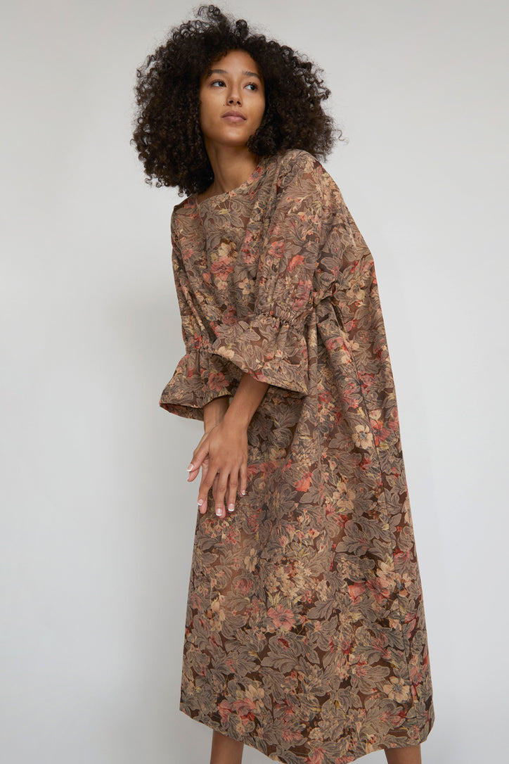 Image of 323 Judith Dress in Deadstock Couch