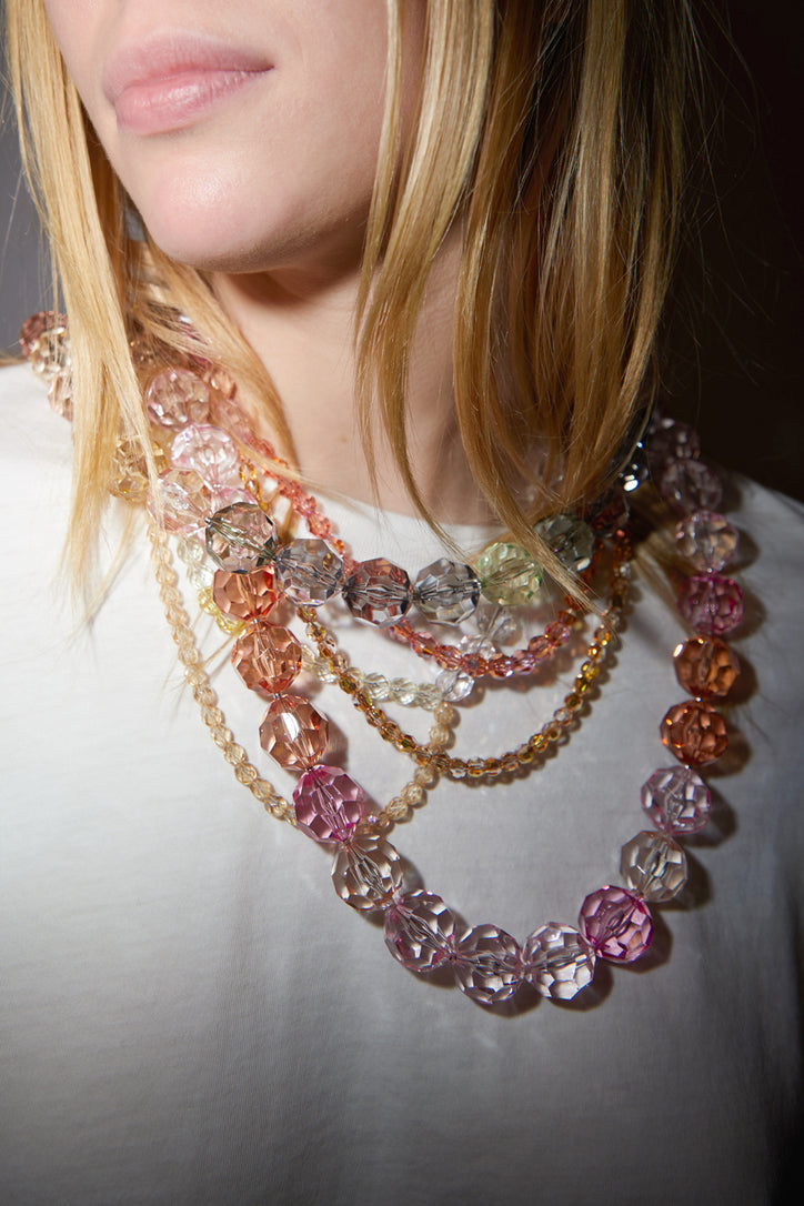 Image of Florian Necklace in Pink
