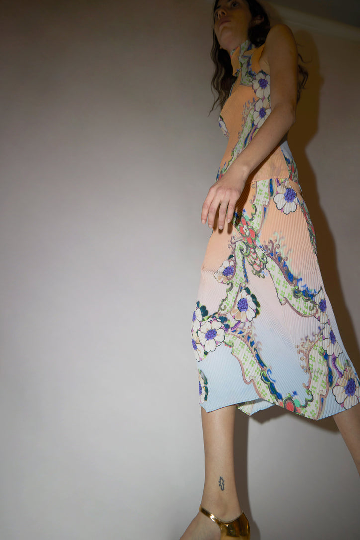 Image of Julia Heuer Luke Skirt in Print Daria #1