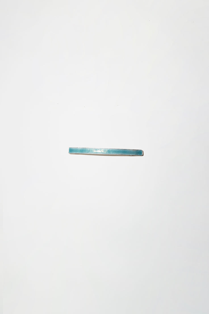 Image of Little Woman Paris Long Slender Barrette in Pleuie