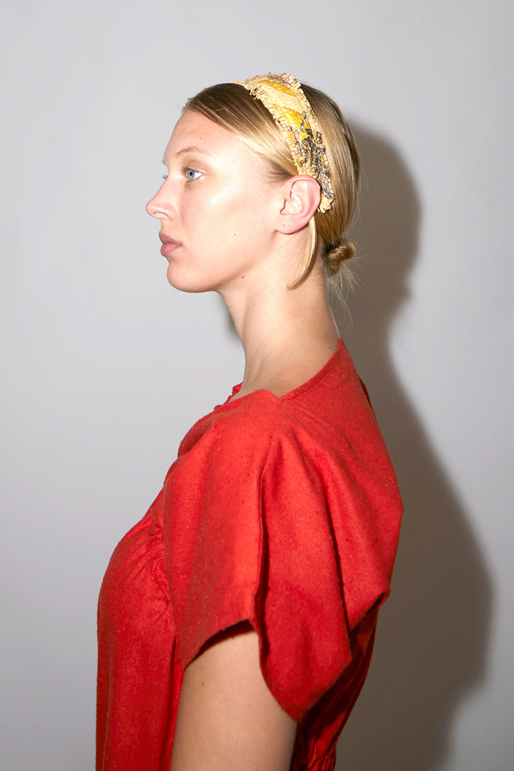 Image of Maria La Rosa Hairband in Botanica