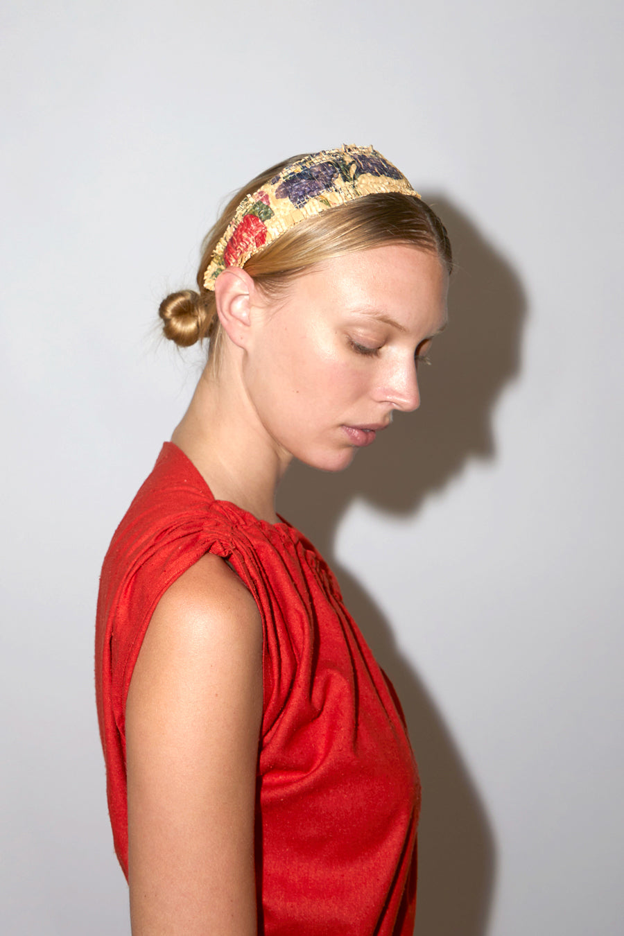 Maria La Rosa Hairband in Botanica