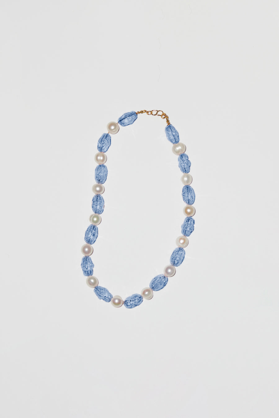 Ninfa Rio Necklace in Blue