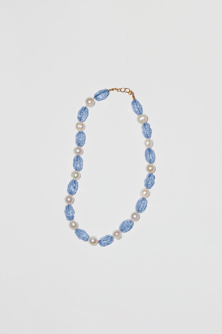 Image of Ninfa Rio Necklace in Blue