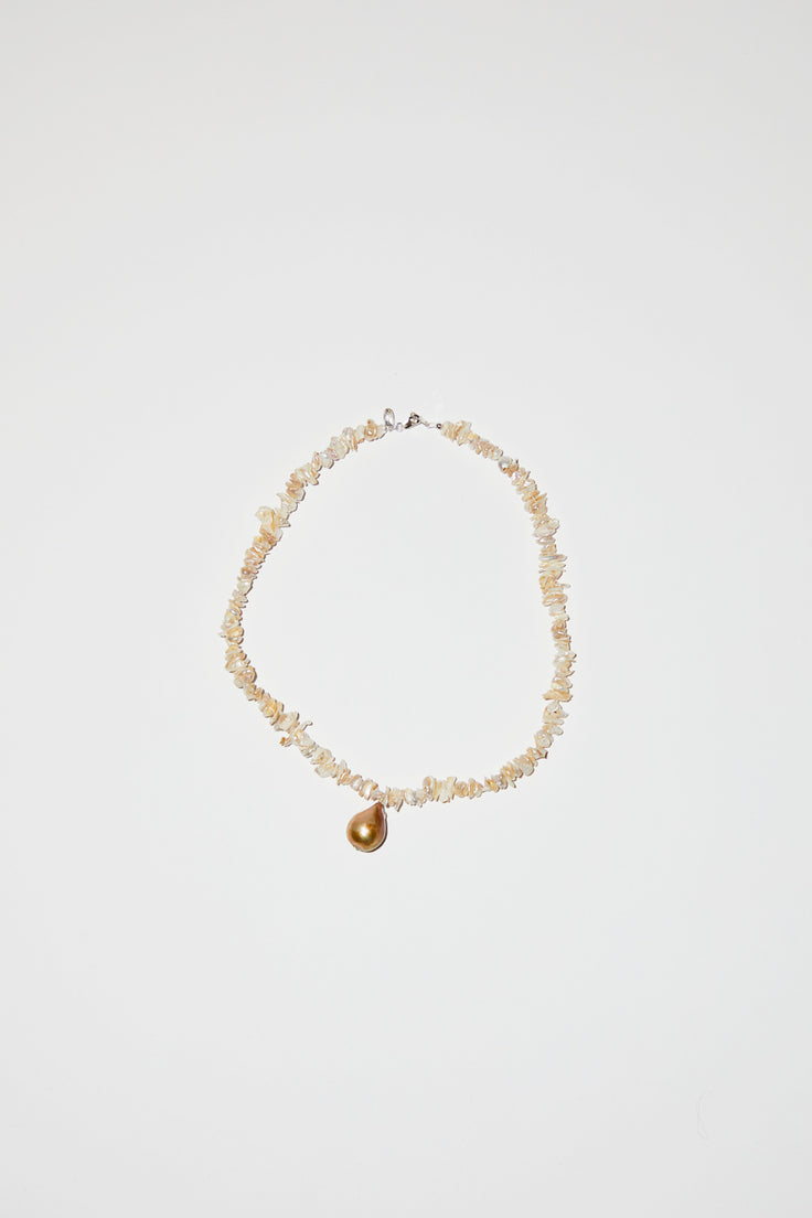 Image of Santangelo Kitano Necklace in White