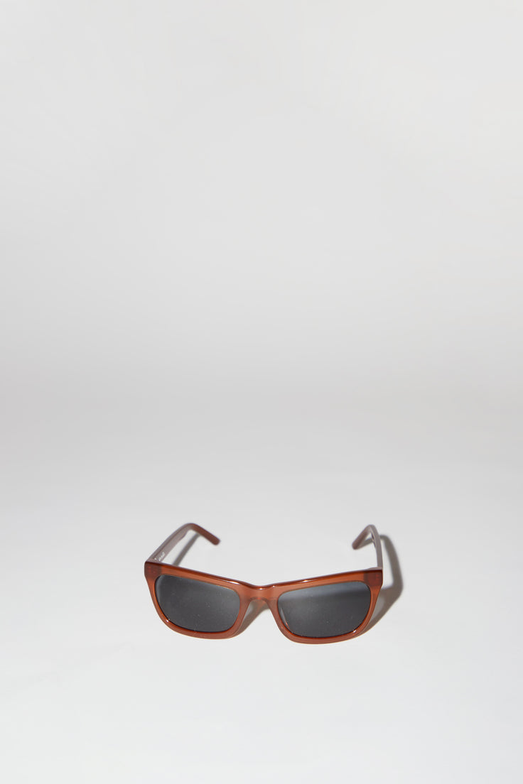 Image of Sun Buddies Harold Sunglasses in Milky Brown