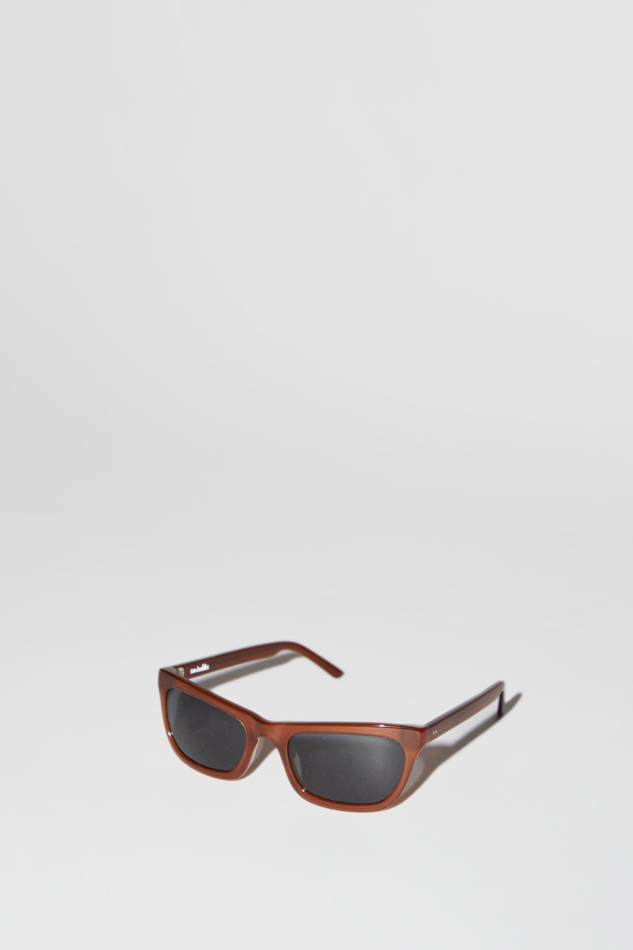 Sun Buddies Harold Sunglasses in Milky Brown