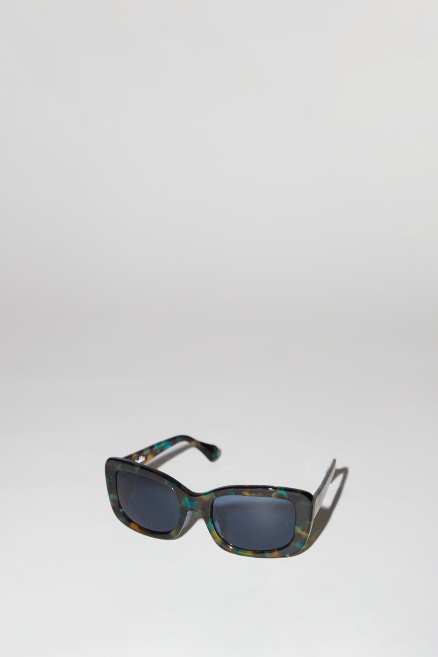 Sun Buddies Junior Sunglasses in Aqua Tortoise