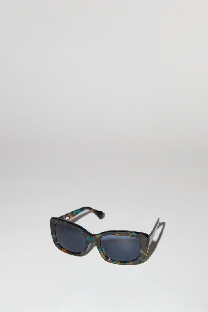 Image of Sun Buddies Junior Sunglasses in Aqua Tortoise