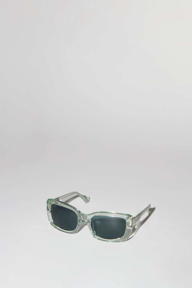 Image of Sun Buddies Junior Sunglasses in Cucumber Water