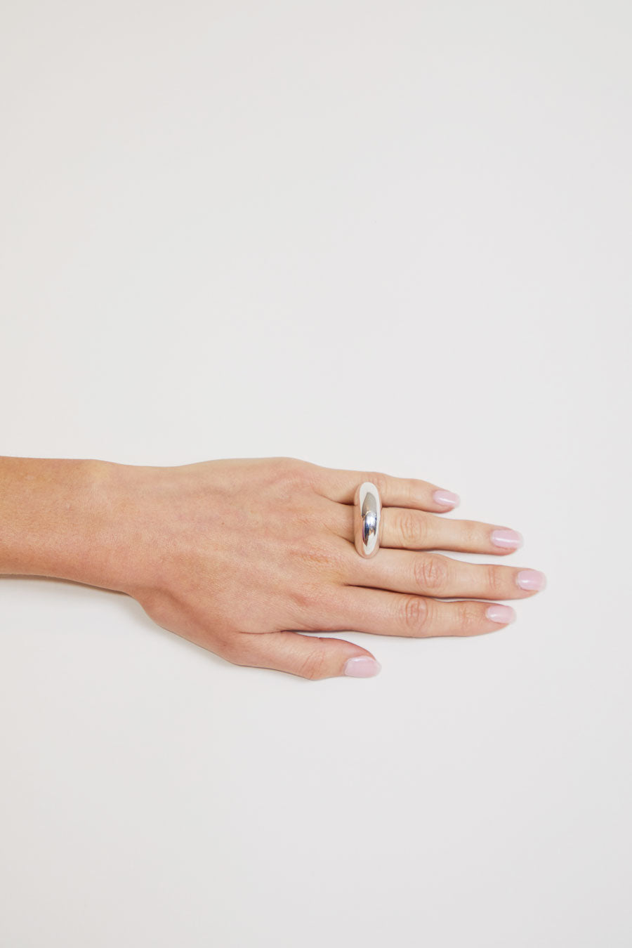 Agmes Jouve Ring in Sterling Silver
