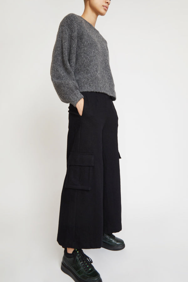 Atelier Delphine Catonia Pant in Black
