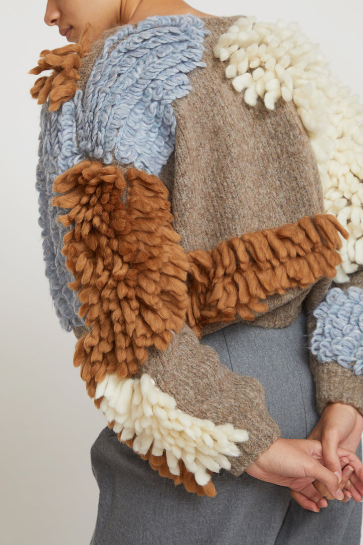 Image of Atelier Delphine Paladora Sweater in Colorway B