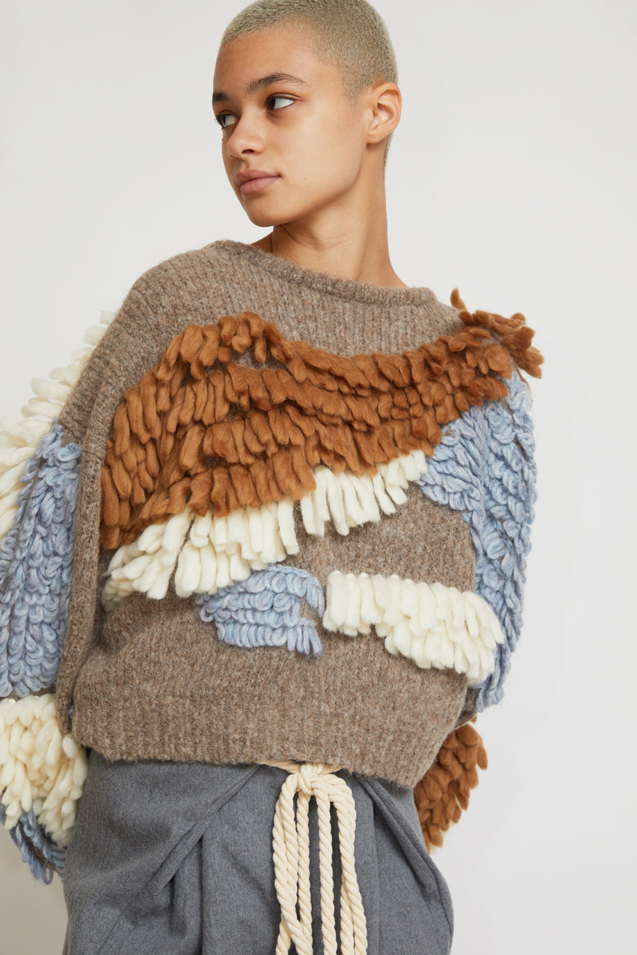 Atelier Delphine Paladora Sweater in Colorway B