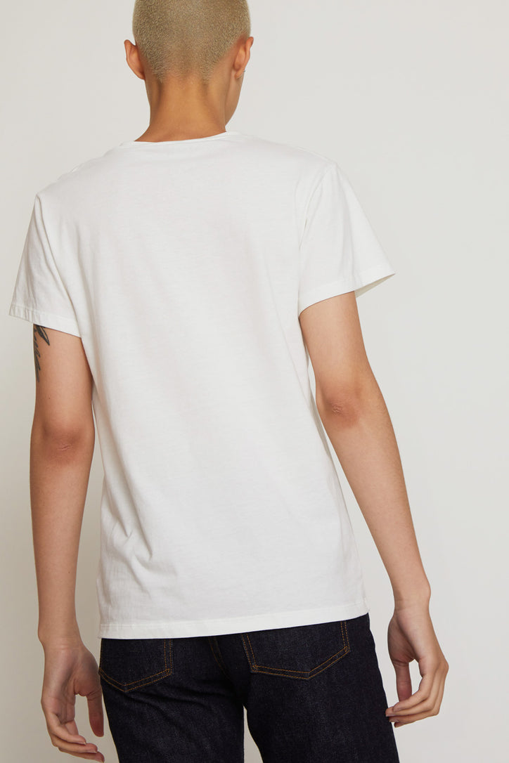 Image of Baserange T-Shirt in Off-White