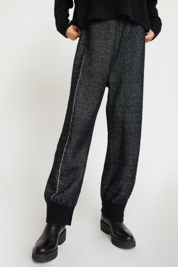 Boboutic Spina Soft Pants in Black / White