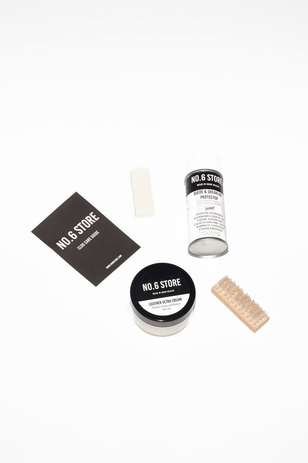 No.6 Clog Care Kit
