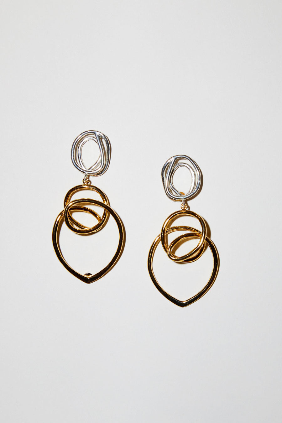 Diana Lecompte Loop Earrings