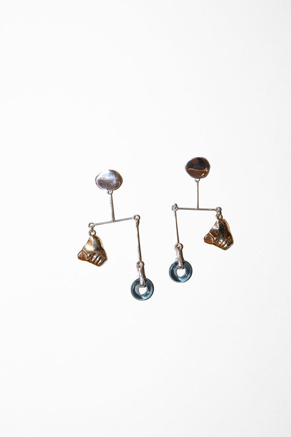 Faris Portra Mobile Earrings