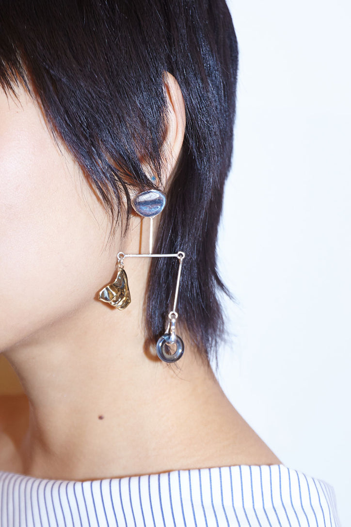 Image of Faris Portra Mobile Earrings
