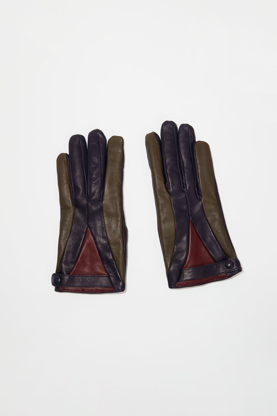Imoni Swing Glove in Laurel, Mysterioso, and Tokay