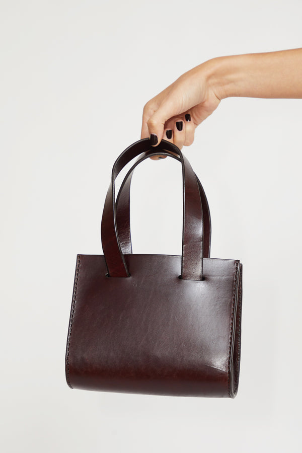 Lauren Manoogian Small Sling Bag in Pitch