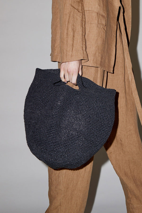 Lauren Manoogian Bowl Bag in Black