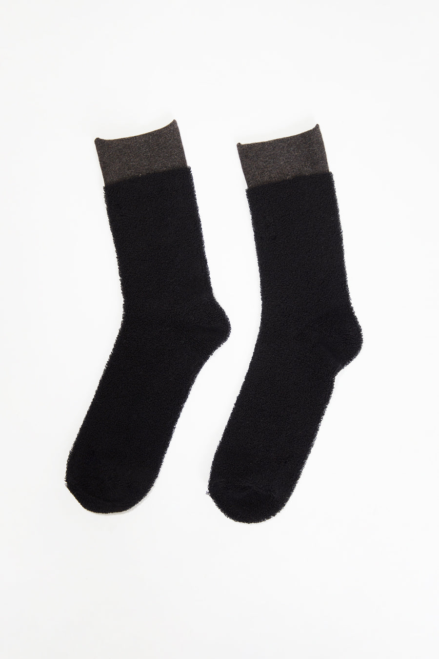Maria La Rosa Sporty Sock in Black / Brown